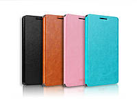 Кожаный чехол книжка Mofi для Huawei Nova 4 (4 цвета)