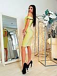 Женское люрексное платье (2 цвета), фото 2
