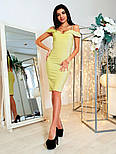 Женское люрексное платье (2 цвета), фото 7