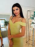 Женское люрексное платье (2 цвета), фото 5