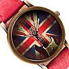 Часы наручные God Save The Queen Red, фото 3