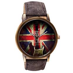 Часы наручные God Save The Queen Grey