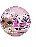 LOL surprise glam glitter Лол глиттер MGA 4s, фото 1