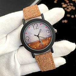 Стильные наручные часы Cork A03