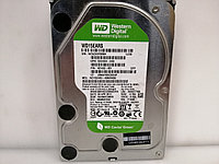 HDD Жорсткий диск Western Digital Caviar Green 1.5TB 5400rpm 64МB 3.5 SATA II  для ПК ІДЕАЛЬНИЙ СТАН