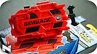 Двойная пусковая установка для бейблейд (Beyblade Burst Evolution Dual Threat Launcher Hasbro)