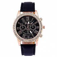 Женские часы Dior Geneva black