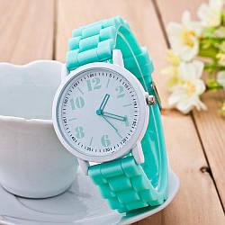 Стильные наручные часы NStyle Green