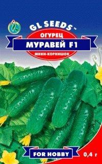 Огурец Муравей F1, пакет 0.5 г - Семена огурцов