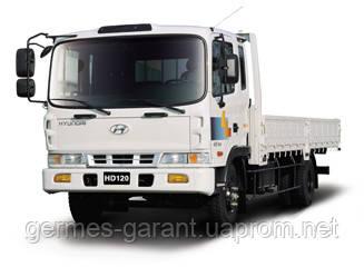 Запчастини для автомобілів Hyundai HD120