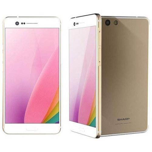 """Смартфон Sharp Z3 (FS8009) gold 4/64Gb, 5,7"""" 2K display в наличии"""