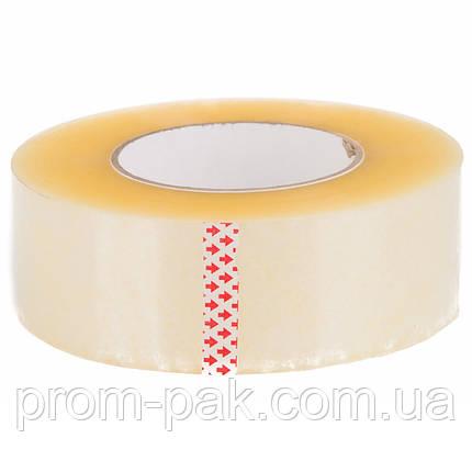 Скотч упаковочный прозрачный  48 х 182 40 мкм , фото 2