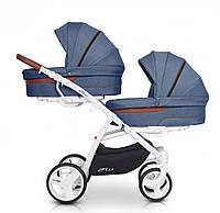 Детская универсальная коляска для двойни EasyGo 2OFUS