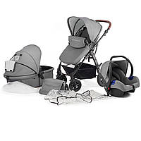 Детская коляска Kinderkraft Moov 3 в 1