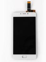Дисплей (экран) для Meizu M6 (M711) мейзу + тачскрин, цвет белый