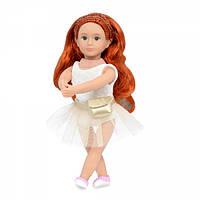 Кукла LORI 15 см Баллерина Мейбл LO31046Z