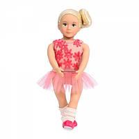 Кукла LORI 15 см Балерина Фиора LO31045Z