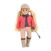 Кукла LORI 15 см Наездница Рея LO31090Z