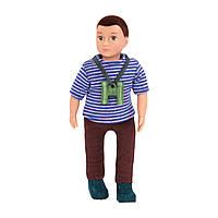 LORI Кукла (15 см) мальчик Салливан