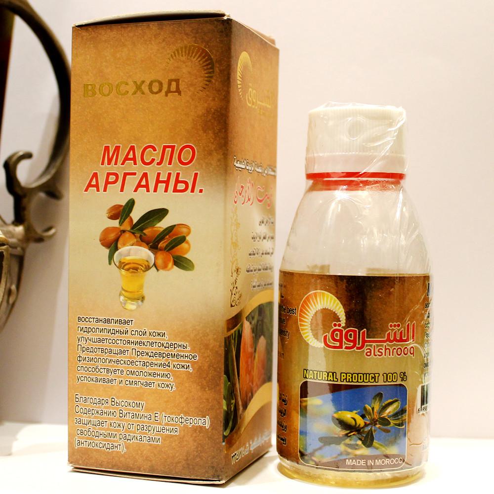 Арганова олія (Alshrooq), 125 мл