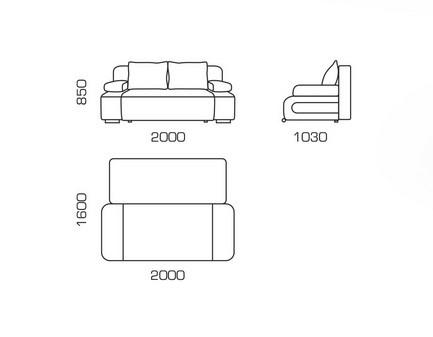 Купить диван в Тернополе