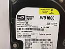 HDD Жорсткий диск Western Digital 160GB 7200rpm 8MB SATA-II для ПК ІДЕАЛЬНИЙ СТАН, фото 2
