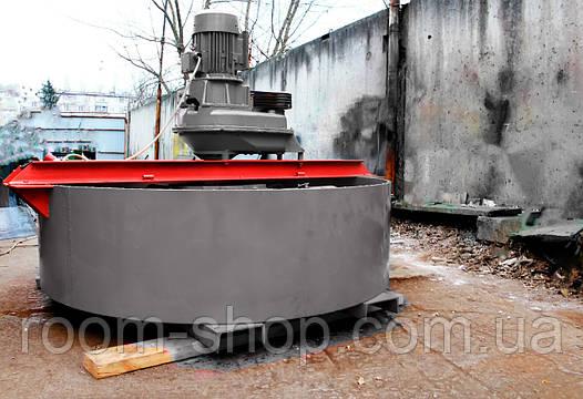 Бетоносмеситель (бетономешалка, бетонозмішувач) объемом 800 л., фото 2