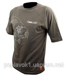 Футболка Prologic Carp T-Shirt Short/S Sage Green  ( L)