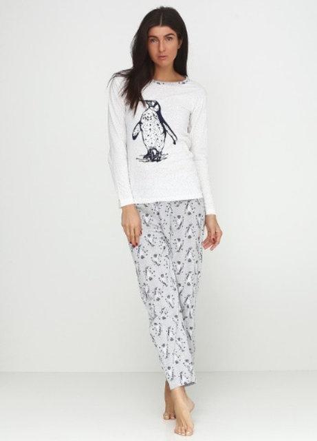 79965f64d66f1 Пижама женская на байке - Интернет-магазин
