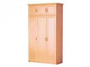 Шафа (шкаф) з ДСП/МДФ в спальню/вітальню/дитячу 3-д Вояж бук Світ Меблів