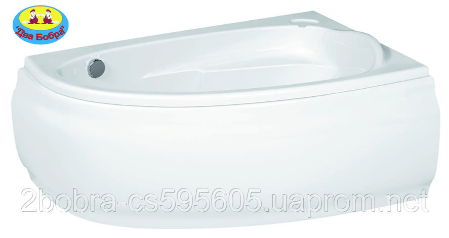 Ванна Акриловая Асимметричная Joanna |  160Х95 см. Cersanit, фото 2