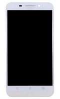 Дисплей (экран) для Asus ZenFone Max (ZC550KL) + тачскрин, белый