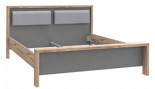 Ліжко у спальню з ДСП Clair Forte