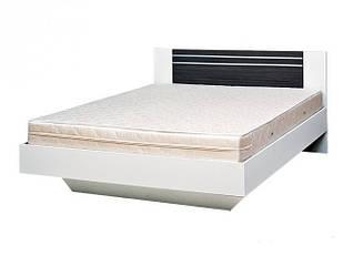 Ліжко з ДСП/МДФ в спальню 2-сп (1,8) (б/матрасу, та каркаса) Круїз Світ Меблів