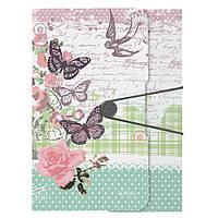 Папка на резинке Herlitz А4 Ladylike Butterfly (11224722)