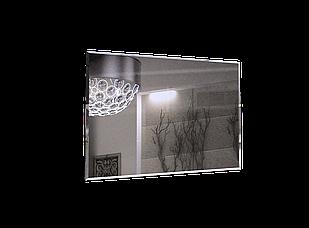 Дзеркало на стіну з ДСП/МДФ у вітальню спальню ваніль Белла Миро-Марк