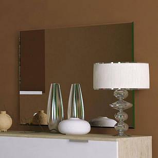 Дзеркало на стіну з ДСП/МДФ у вітальню спальню Верона 1000х800 Миро-Марк