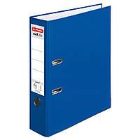 Папка-регистратор Herlitz А4 8см Protect синяя (5480405), фото 1
