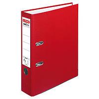 Папка-регистратор Herlitz А4 8см Protect красная (5480306), фото 1