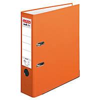 Папка-регистратор Herlitz А4 8см Protect оранжевая (10556470)