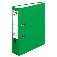 Папка-регистратор Herlitz А4 8см Protect светло-зеленая (11053667), фото 1