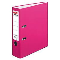 Папка-регистратор Herlitz А4 8см Protect малиновая (11053683)