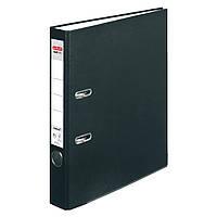 Папка-регистратор Herlitz А4 5см Protect черная (5450804)