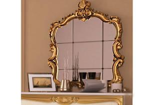 Дзеркало на стіну з ДСП/МДФ у вітальню спальню Вікторія Миро-Марк