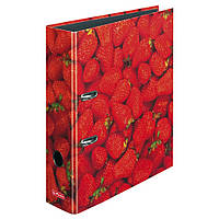 Папка-регистратор Herlitz А4 8см World of Fruit Strawberry  (10485126)