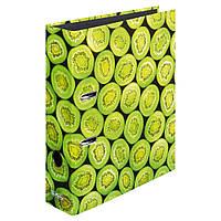 Папка-регистратор Herlitz А4 8см World of Fruit Kiwi  (11080686)