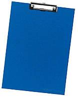 Планшет-клипборд Herlitz А4 Classic картонный синий (10842417)