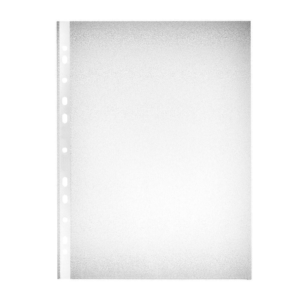 Файлы Herlitz А4 90мкм 10шт глянцевые прозрачные (5850102)