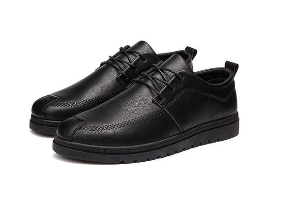 Черные мужские туфли недорого