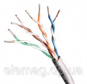 Кабель FTP внутренний Днепровский кабельный завод